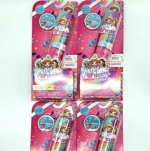 🎉Party Pop Teenies Double Surprise Popper 4 Pack